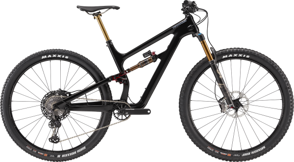 Cannondale Habit Carbon 1 29″ – 2019