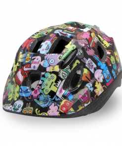 cannondale_Burgerman Colab Kids Helmet_black_dahlmans_01