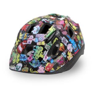 cannondale_Burgerman Colab Kids Helmet_black_dahlmans_01